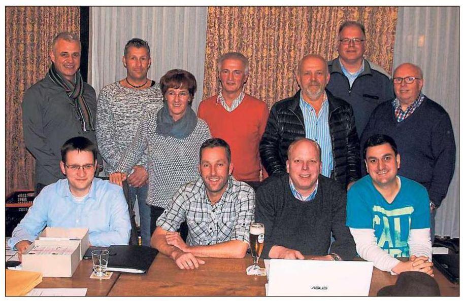 Mitgliederversammlung der Drubbelnarren