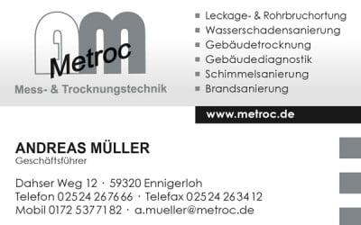 Metroc Mess- und Trocknungstechnik