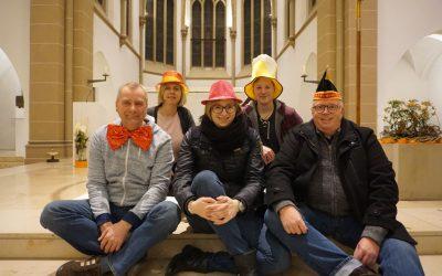 Karnevalsmesse in der St. Jakobus-Kirche