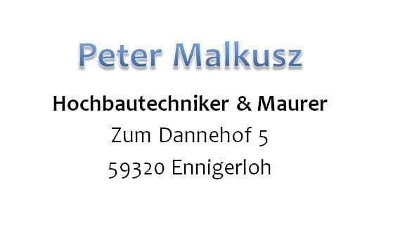 Peter Malkusz