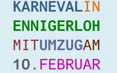 Vorläufige Zugaufstellung für Karnevalssamstag jetzt online