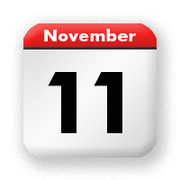 Karnevalsauftakt am 11.11.